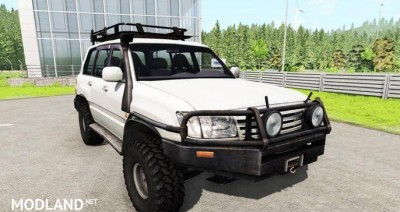 Toyota Land Cruiser 100 v 0.5.3 [0.8.0], 1 photo
